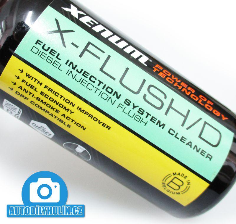 xenum x-flush/d cistic vstriku diesel