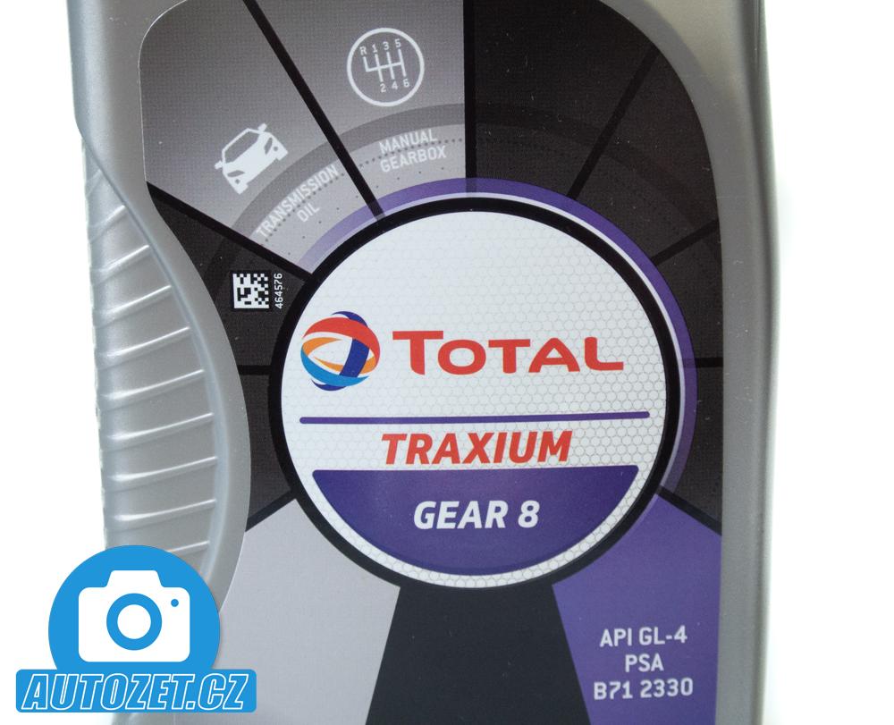 Total Gear 8 75w80